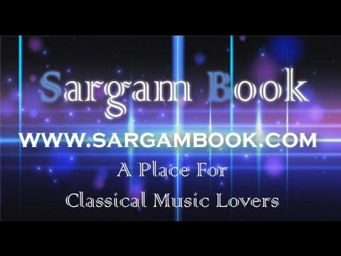 Alankar 1 (Indian Classical Music) Lesson No. 1 ~ Sargam Book