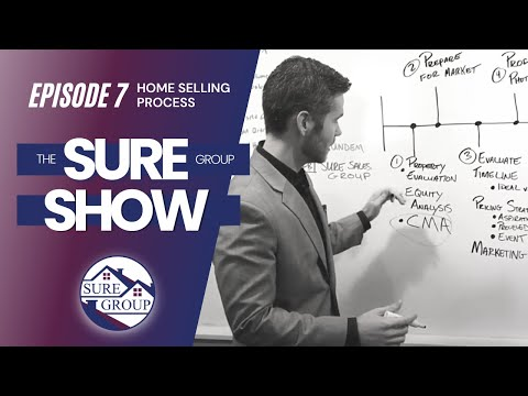 SURE Sales Group Ep. 7 - Home Selling Process