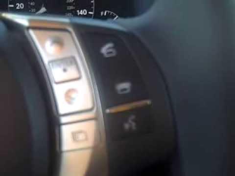 Lexus rx 350 snow mode