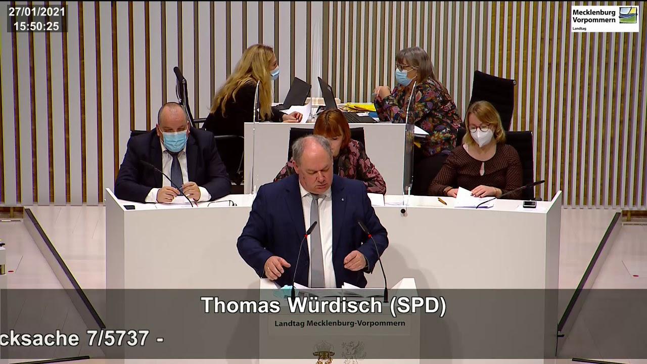 Klimaschutzgesetz Mecklenburg-Vorpommern.