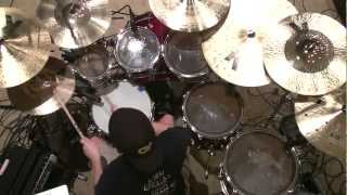 No Reason To Hide - Hillsong United Drum Cover HD