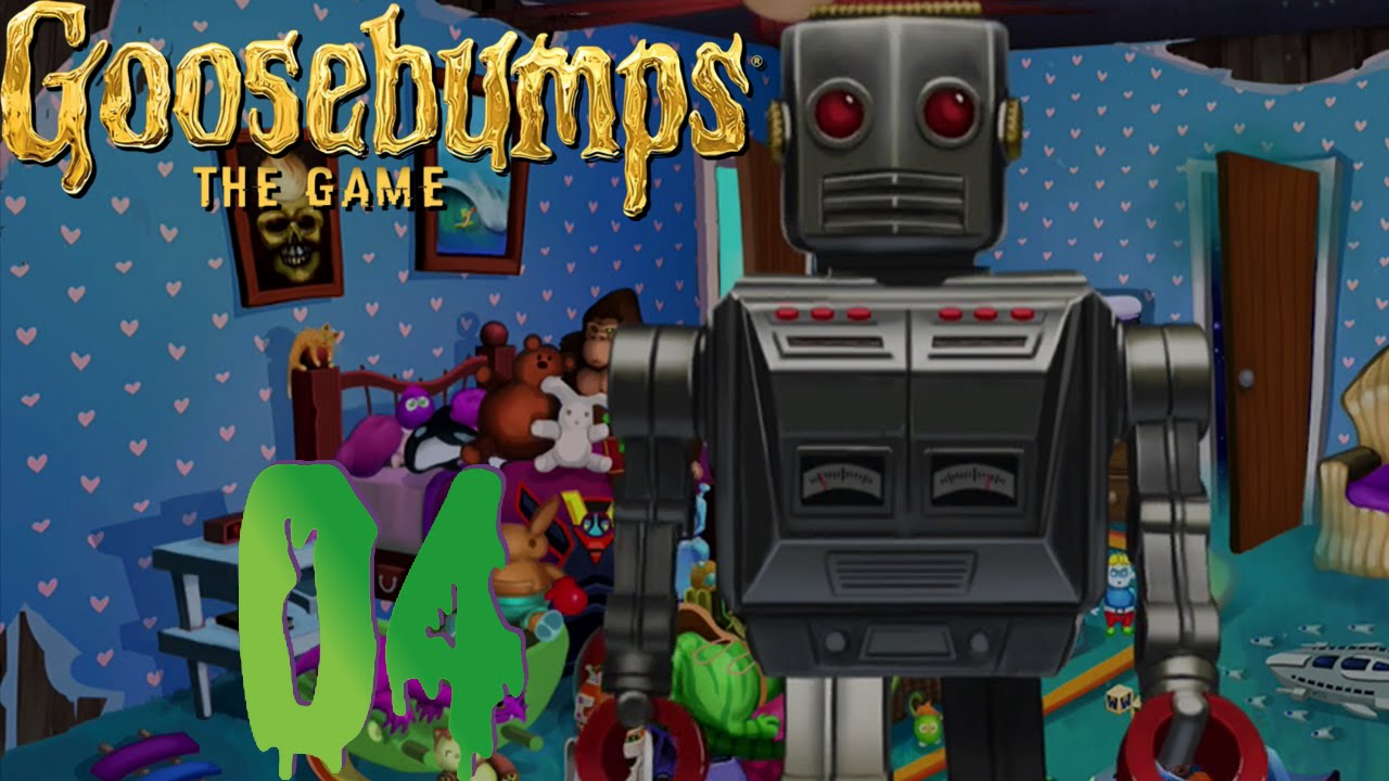 Goosebumps: The Game - Part 4: The Annihilator 3000 - Xbox ...