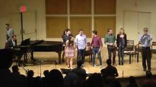 "From Ramah to Broadway: ""Shalom Rav"" / ""Rad HaYom"""