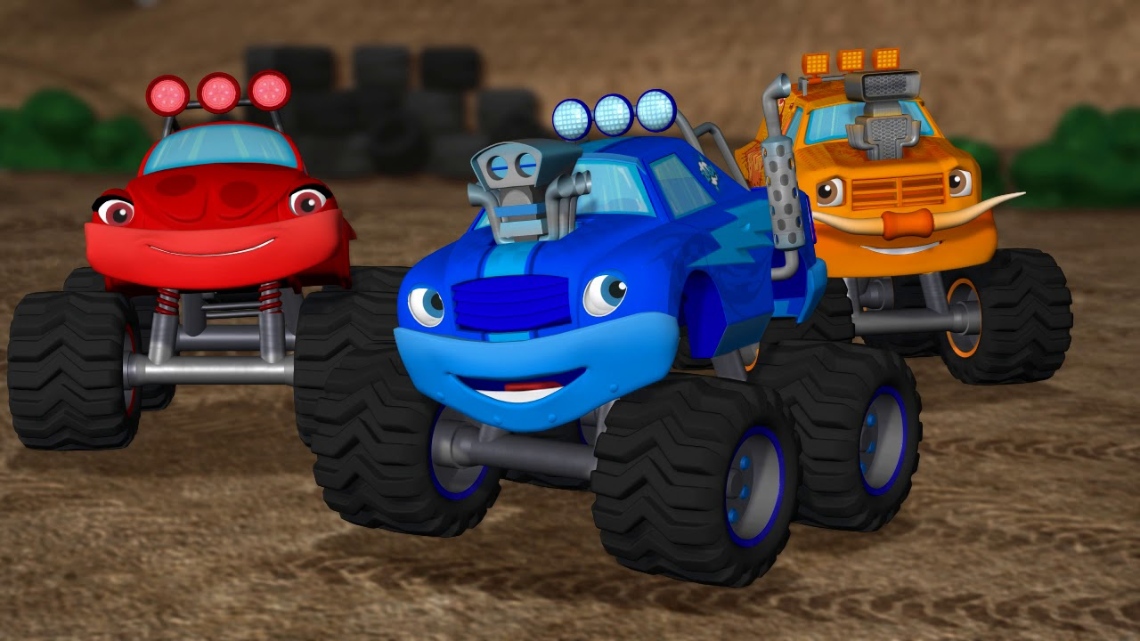 Abcs And Colors With Monster Trucks More Truck Videos For Kids Youtube