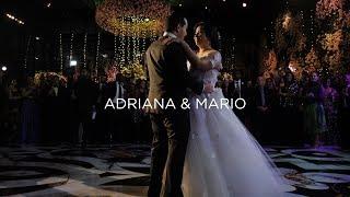 Panama Wedding Film - Adriana + Mario - Iglesia Nuestra Señora de la Merced - Sheraton Casa Veranda