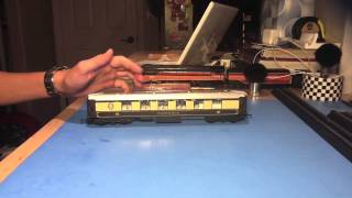 Review of Hornby Pullman Coaches