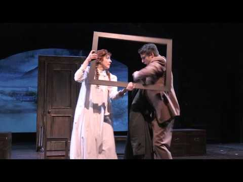 The 39 Steps  Rear Window scene Theatre at the Center