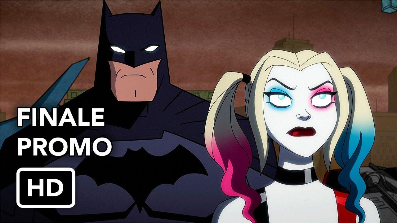 Harley Quinn 1x13 Promo (HD) Season Finale - Kaley Cuoco DC Universe series