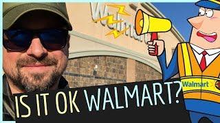 Is WALMART RV PARKING Still OK? 🚐😬 RV Living & Walmart Camping