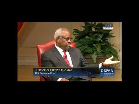 """Clarence Thomas: I am 'Worn Down"""" From Victimhood Culture"""