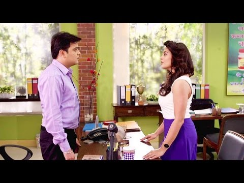 Sanjana To THROW Sajan OUT Of Office | May I Come In Madam | 9 November 2016 thumbnail