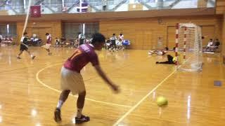 H29 ハンドボール秋季二部リーグ 明星大vs 関東学院(3/5)