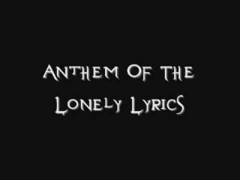 Nine Lashes- Anthem Of The Lonely Lyrics