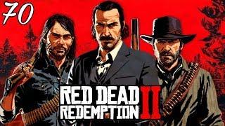 RED DEAD REDEMPTION 2 #70   ASALTO AL FUERTE   Gameplay Español