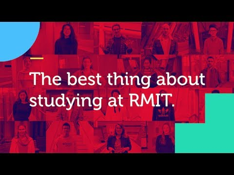 The Best Thing About Studying At RMIT | RMIT University