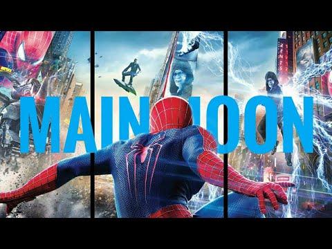 The Amazing Spiderman - Sanam (Cover video)