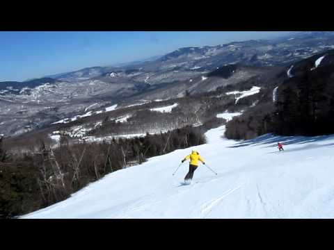 Sunday River Ski Resort - Trail - Rogue Angel