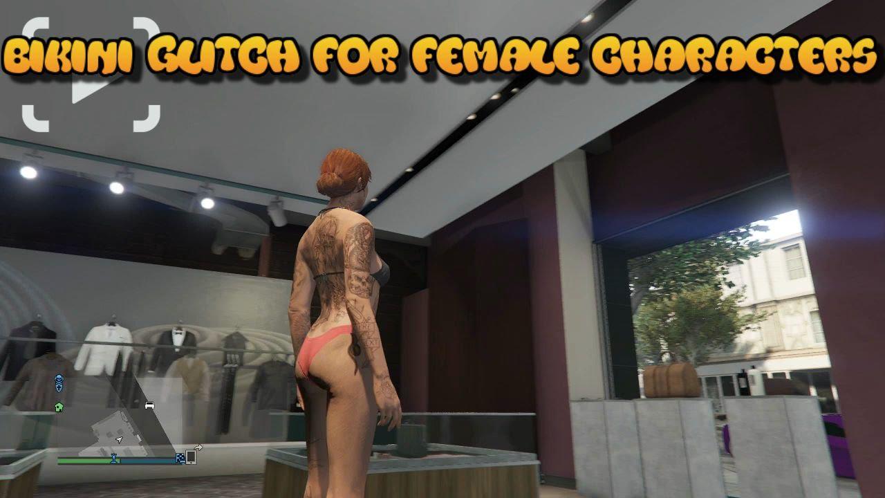 Gta 5 Bikini Glitch For Female Characters After Latest -3806