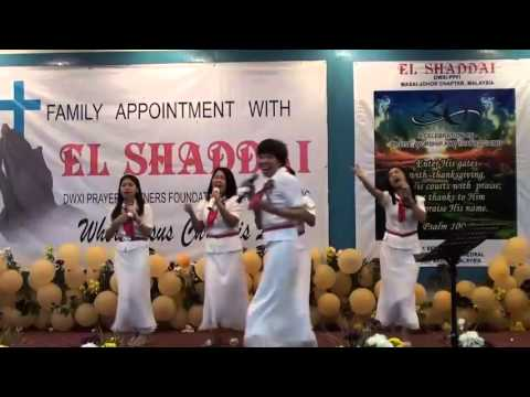El Shaddai KL Chapter