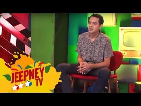 Jeepney TV Show Bits: John Lloyd Cruz answers interesting questions