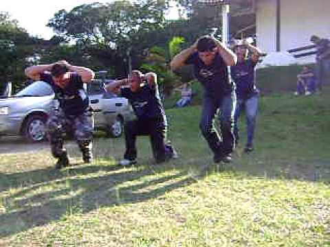 videos de escolta armada