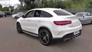 Mercedes-Benz GLE COUPE GLE 63 S 4Matic Premium 5dr 7G-Tronic U23659