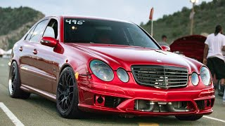 Not the V8 We Expected - 800hp TT Benz