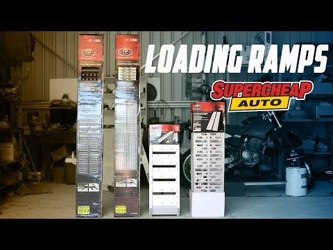How To Use SCA Loading Ramps And What's Available