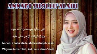 Download SHOLAWAT ANNABI SHOLLU ALAIH - Lirik