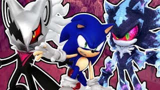 Sonic: The Rise of Infinite and Mephiles! (Sonic Fan Games)