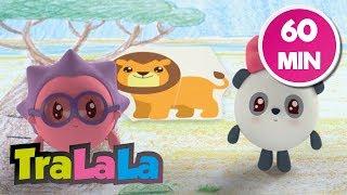 BabyRiki 60MIN (Jocul codițelor) - Desene animate | TraLaLa