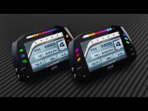 AiM MXS STRADA DIGITAL DASH