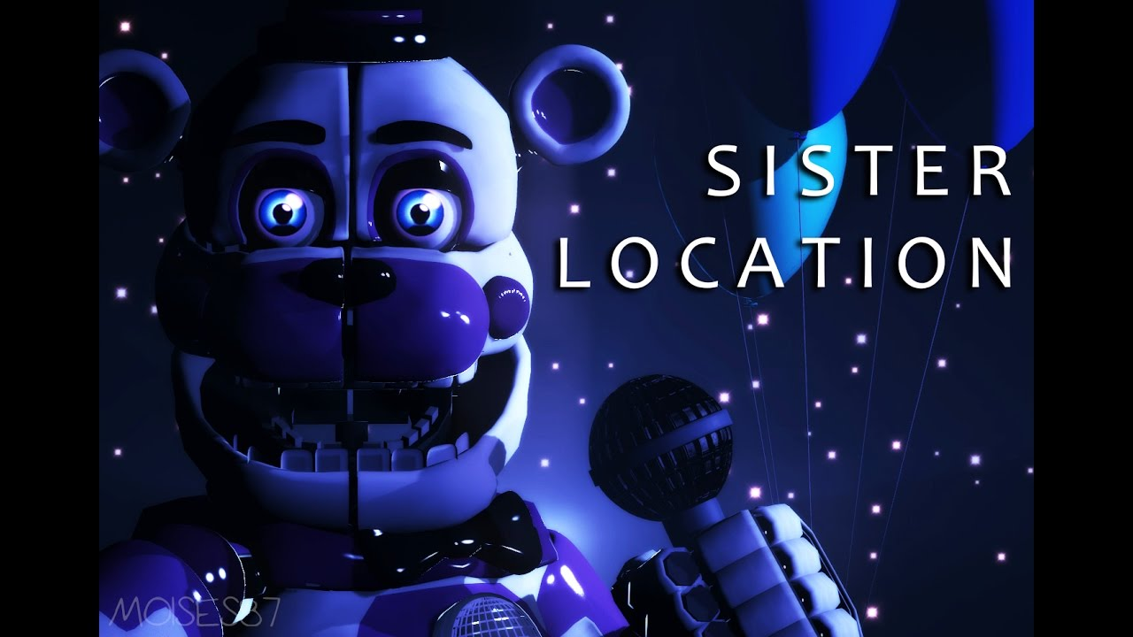 fnaf sister location download mediafire