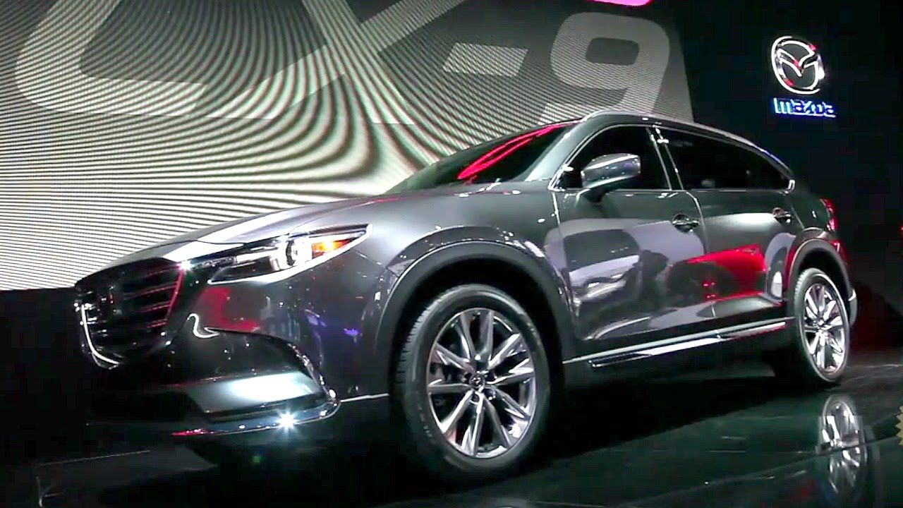 2015 Mazda Cx 9 Redesign | www.galleryhip.com - The