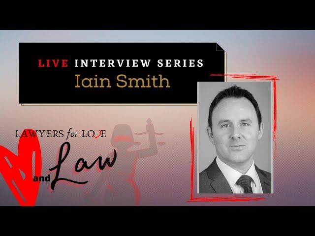 Iain Smith, Scotland, UK