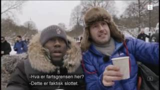 Kevin Hart and Ice Cube FUNNY trip to Oslo, Norway !