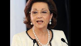 معلومات صادمة لم تكن تعرفها عن سوزان مبارك