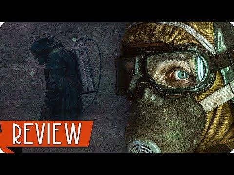 CHERNOBYL Kritik Review (Serie 2019)