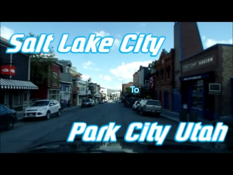 Salt Lake City to Park City