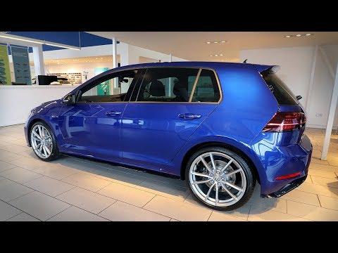 2018 Volkswagen Golf R Quick Review Exterior - Interior