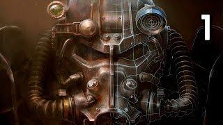 Прохождение Fallout 4 Часть 1 Убежище