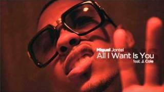 Miguel Ft. Raekwon, Lloyd Banks, Rick Ross , Joell Ortiz & J. Cole - All I Want Is You REMIX