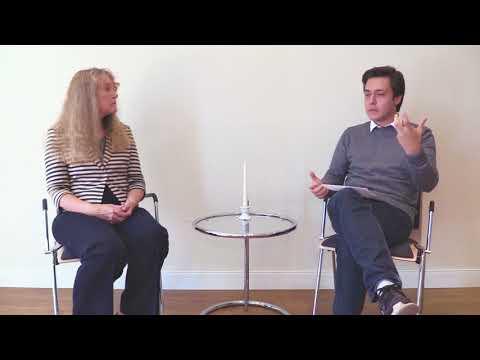 Im Interview Marion Schneider (parteilos) mit Christofer Hameister.