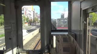 【北大阪急行】2018.10.14北大阪急行線前面展望