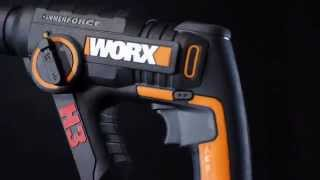 WORX WX390 20V H3 - FRA WWW.WORX.COM