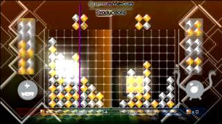 Lumines Supernova PS3 Boyfriend/Girlfriend Dual Commentary