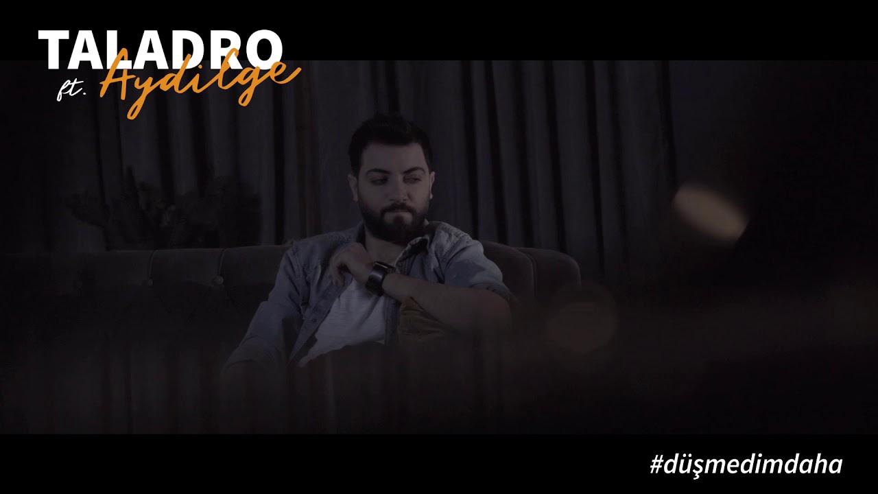 Taladro - Düşmedim Daha ( Düet Aydilge ) Klip Tanıtım #düşmedimdaha