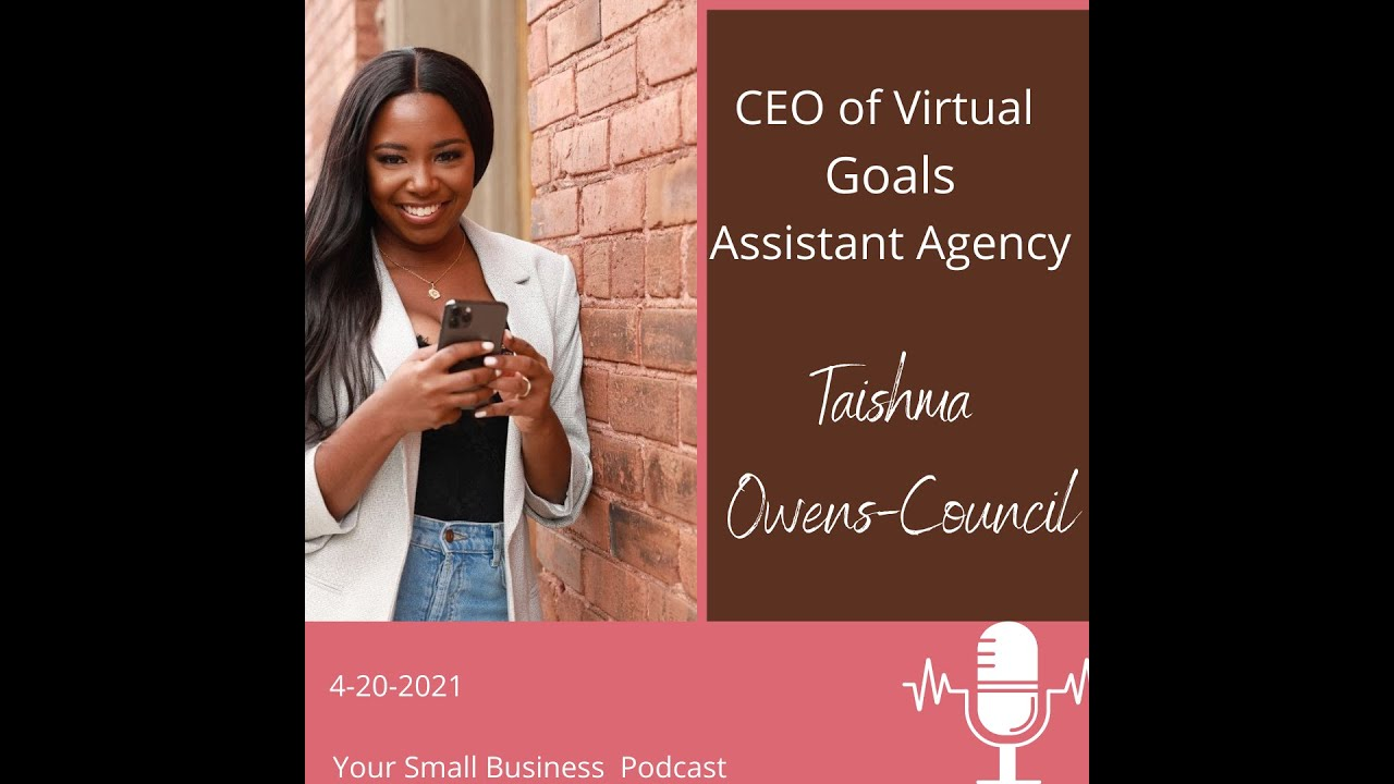 Interview  with Virtual Goals Assistant Agency