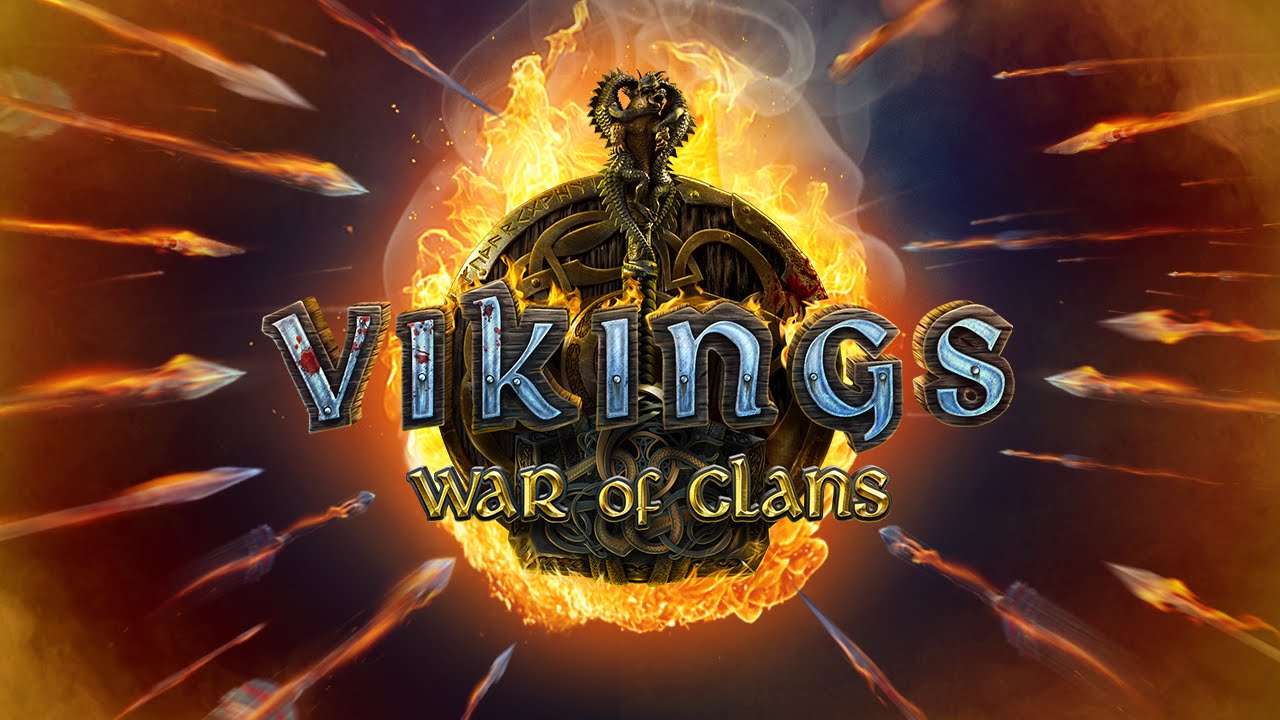Vikings War of Clans приколы