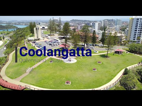 Coolangatta - Queensland - Australia - Drone Mavic Pro 4K
